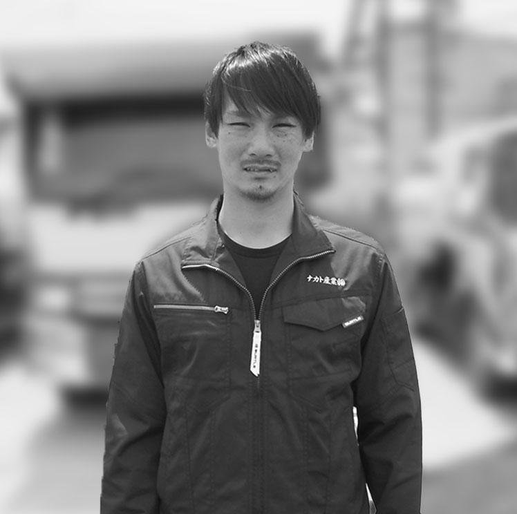 代表取締役 中井 政斗